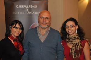 Erna Constantin si Dr Cristian Andrei