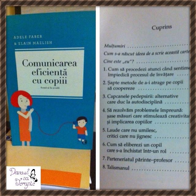 """Comunicarea eficienta cu copiii"" – Adele Faber, Elaine Mazlish"