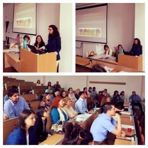 Sesiunea de comunicari stiintifice - Facultatea de Sociologie-Psihologie